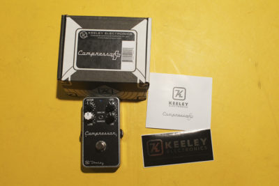 Keeley Electronics Compressor