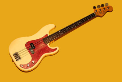 Fender US series `62 Precision Bass 1997