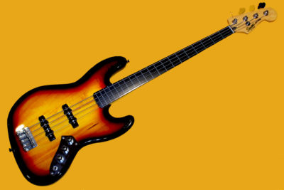 Squier-Vintage-Modified-Fretless-(Jaco-Pastorius)-Jazz-Bass
