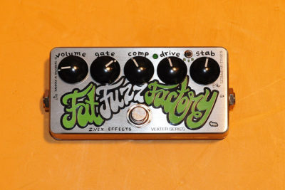Zvex Effects Fuzz Factory